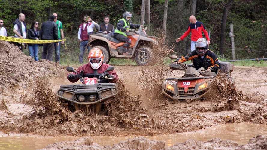 4x4 Dünyası'nın düzenlediği ATV Challenge başlıyor