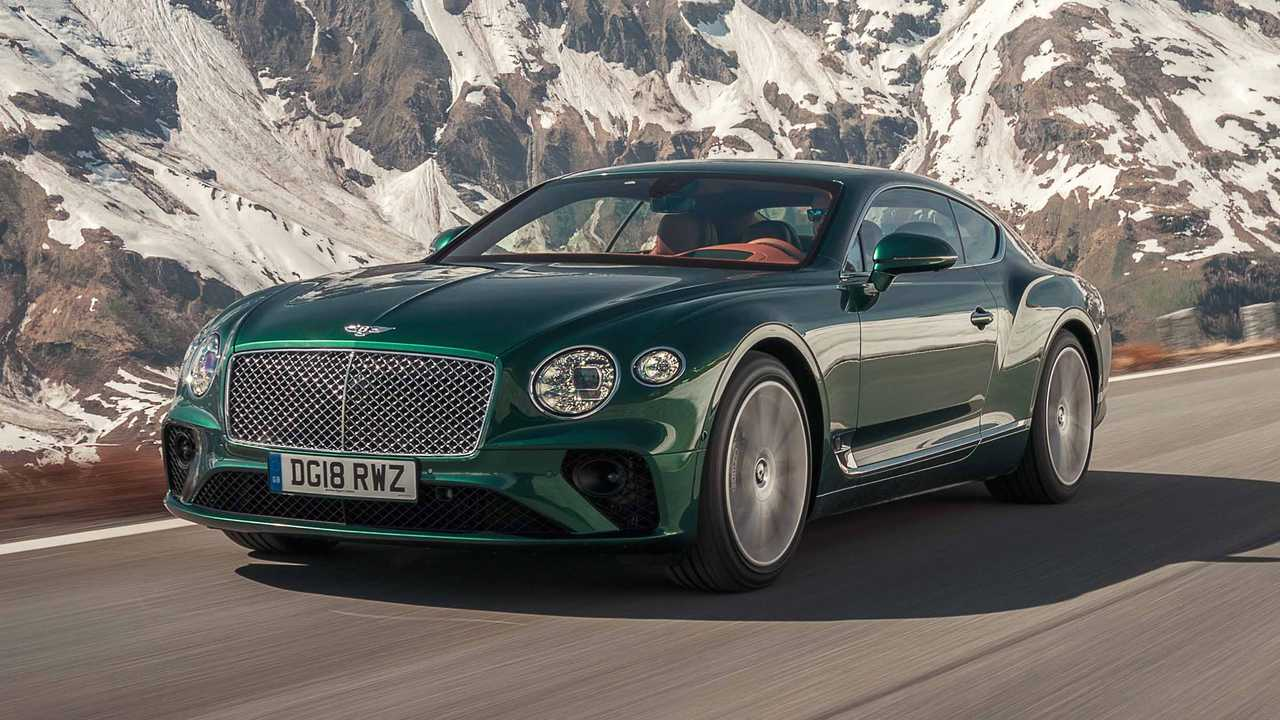 Bentley - Fábrica de Crewe