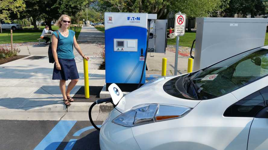 Usage At Charging Stations In British Columbia Doubles From August 2013 To August 2014