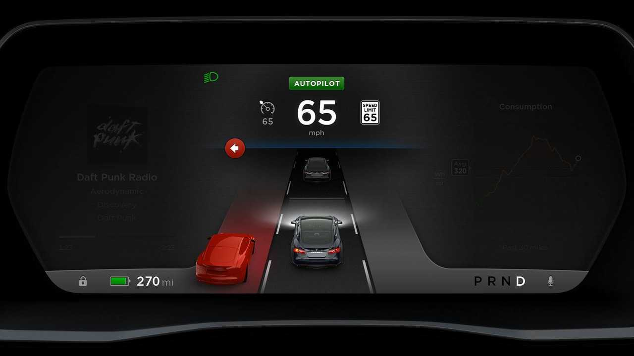 Elon Musk: Widespread Rollout Of Model S Software Version 7.0 With Autopilot To Begin This Thursday