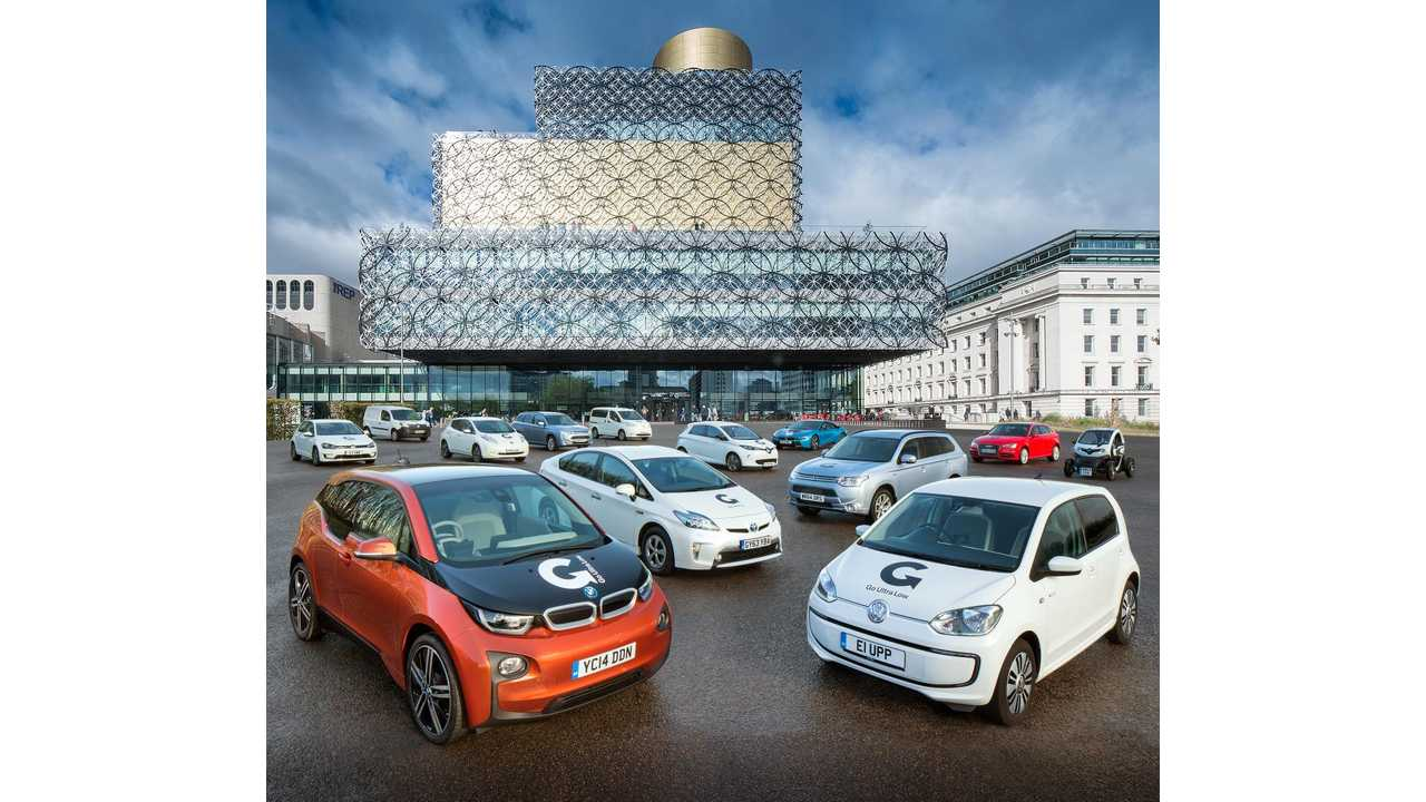 UK Automobile Association: Millions Of Second Cars Could Be Electric