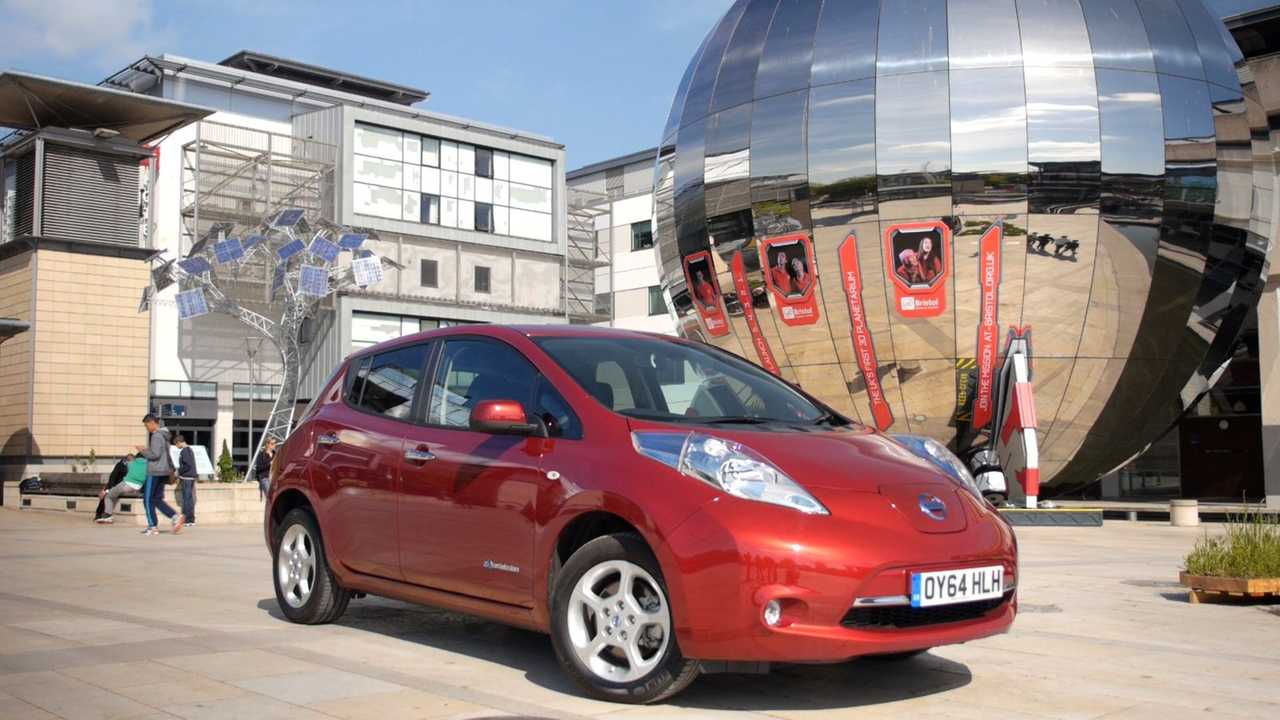 Nissan LEAFs Eliminate 50 Million KG of CO2 Emissions in Europe