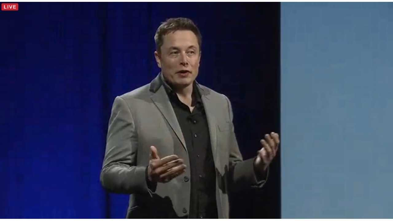Tesla CEO Elon Musk Interviewed By Marketplace - Video