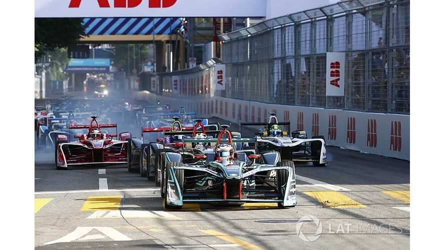 Sanya China Added To Season Five Formula E Calendar