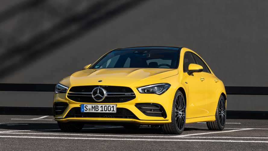 Get to know the 2020 Mercedes-AMG CLA 35 in official videos