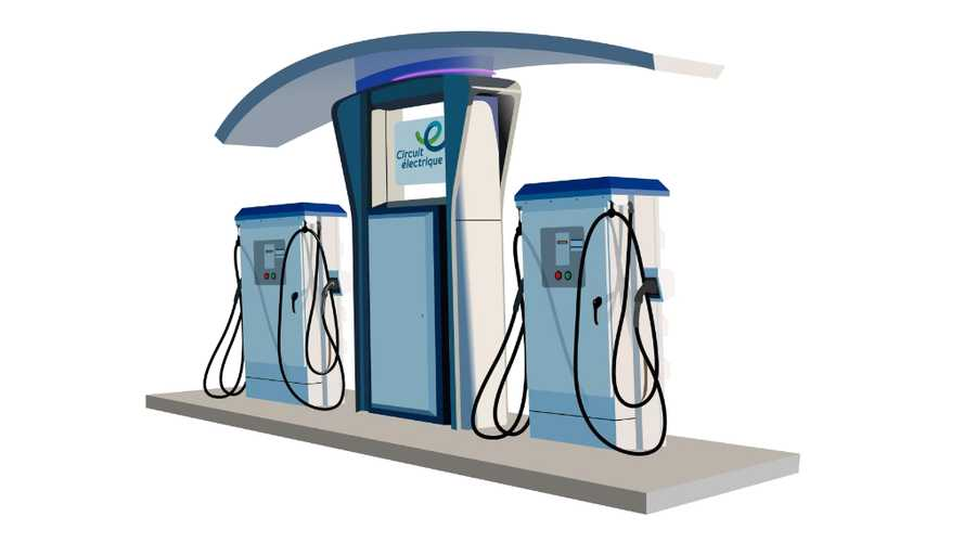 Hydro-Québec's Electric Circuit To Install 1,600 Fast Chargers Within 10 Years