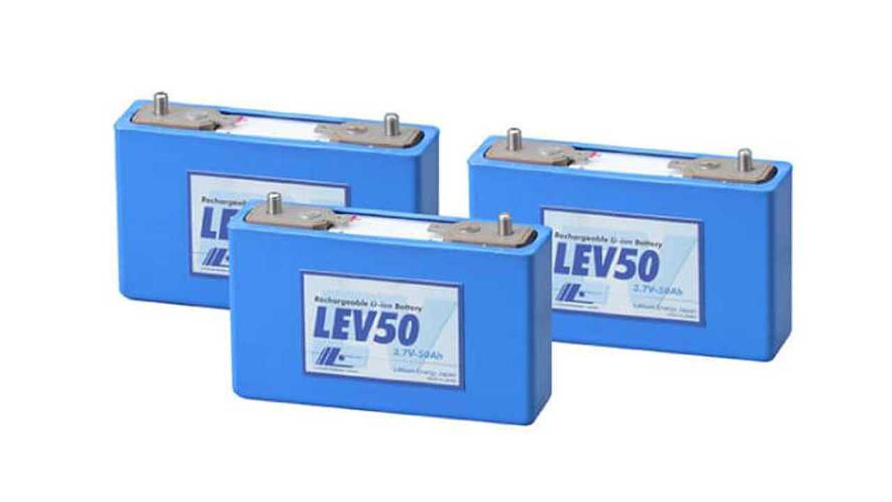 GS Yuasa Promises Range-Doubling EV Battery By 2020