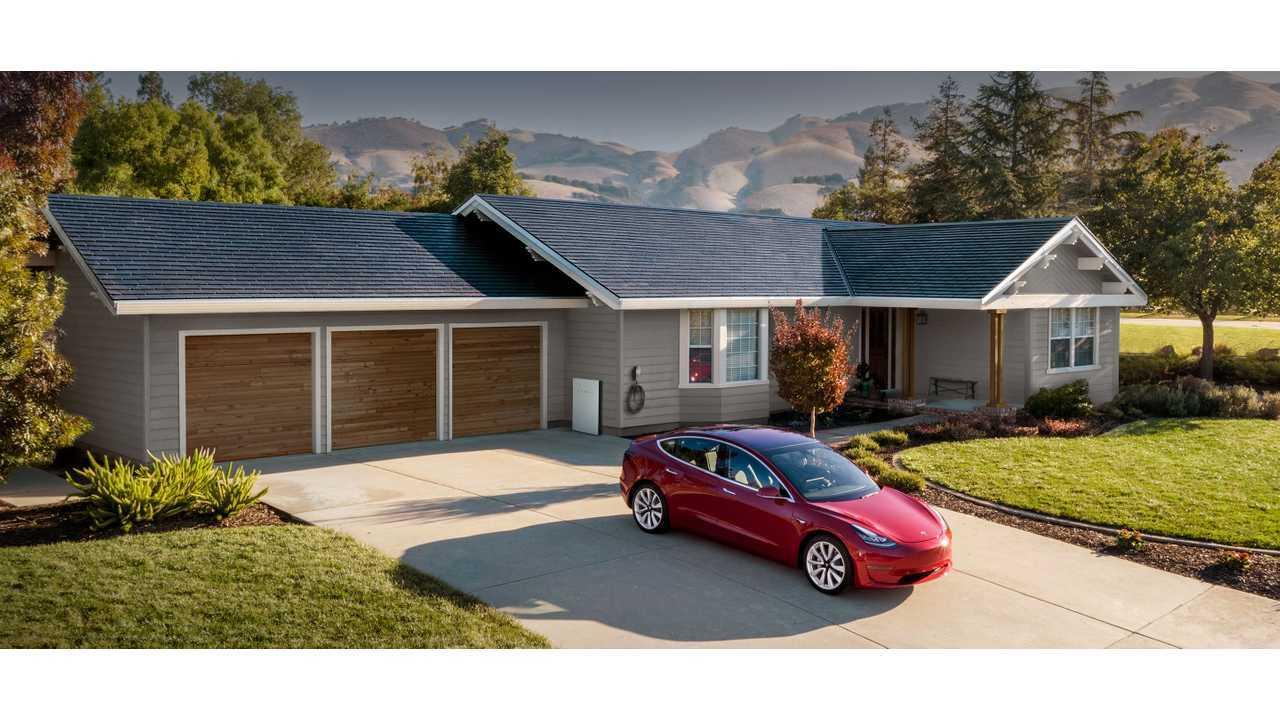 Tesla Begins Solar Roof Ramp Up At Gigafactory 2