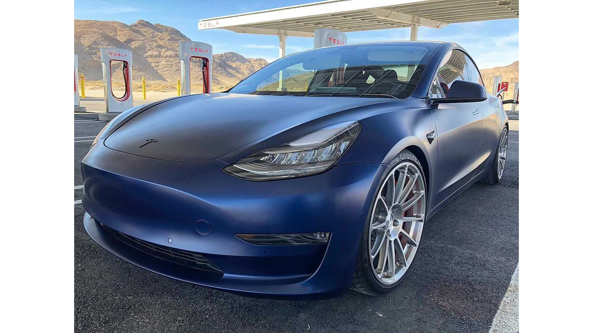 Automobile Awards Tesla Model 3 With Design Of The Year
