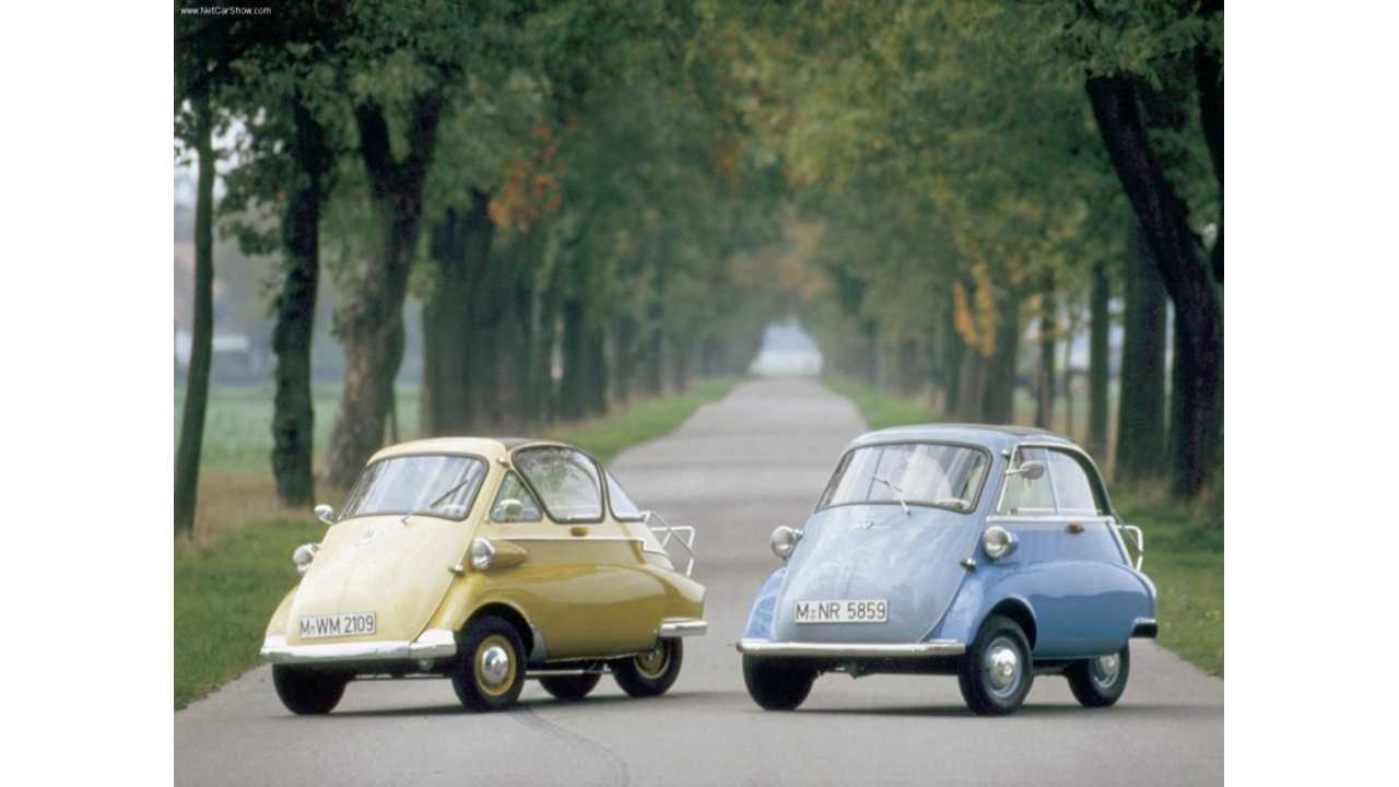 Is The BMW i3 The New Isetta?
