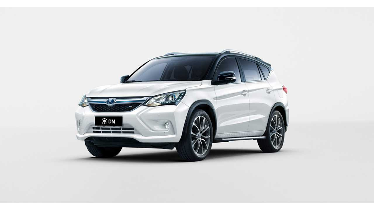 Plug-In Electric Car Sales In China Increased In March To 59,000