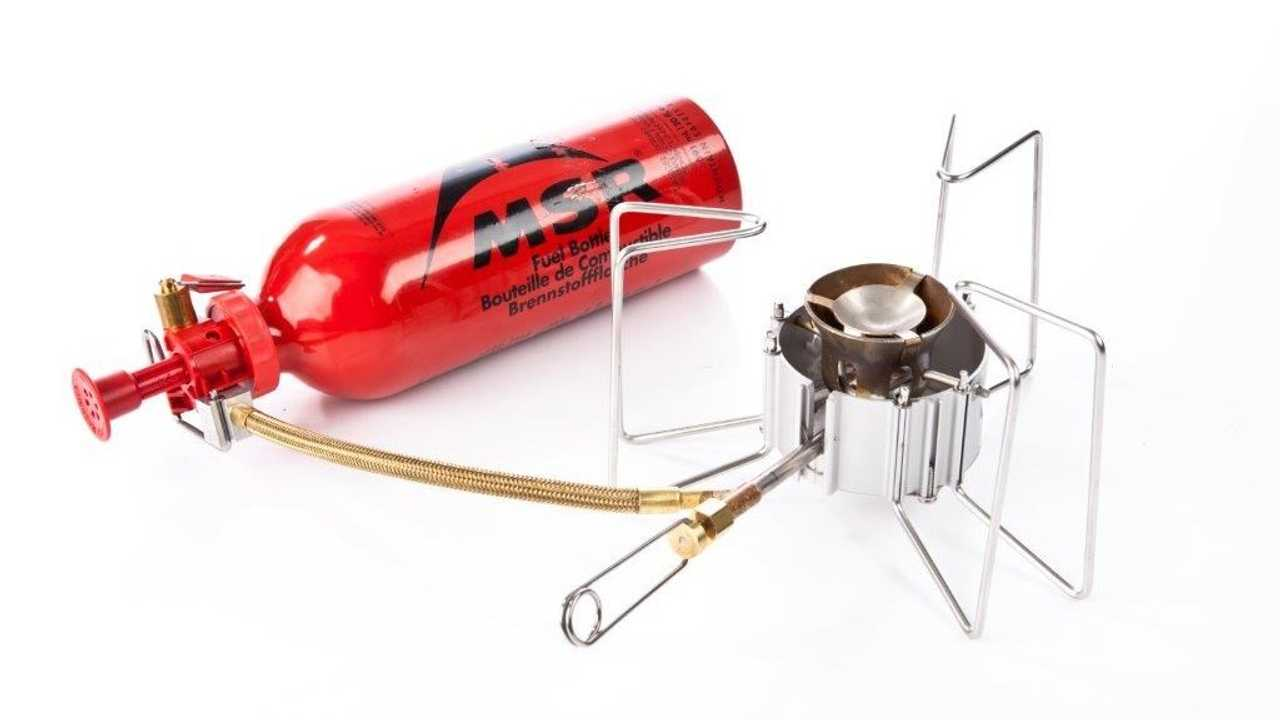 MSR Camp Stove