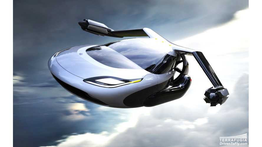 Volvo Owner Geely Just Bought An Electric Flying Car Company
