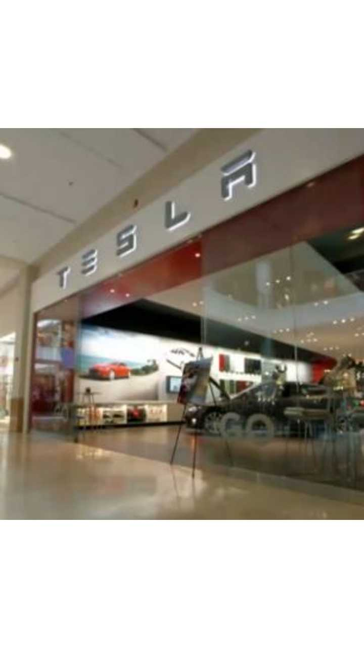 Here's How You Buy a Tesla Model S - Video
