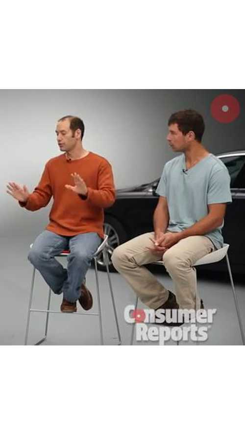 Consumer Reports On Tesla Patents, Ford MPG Woes - Video