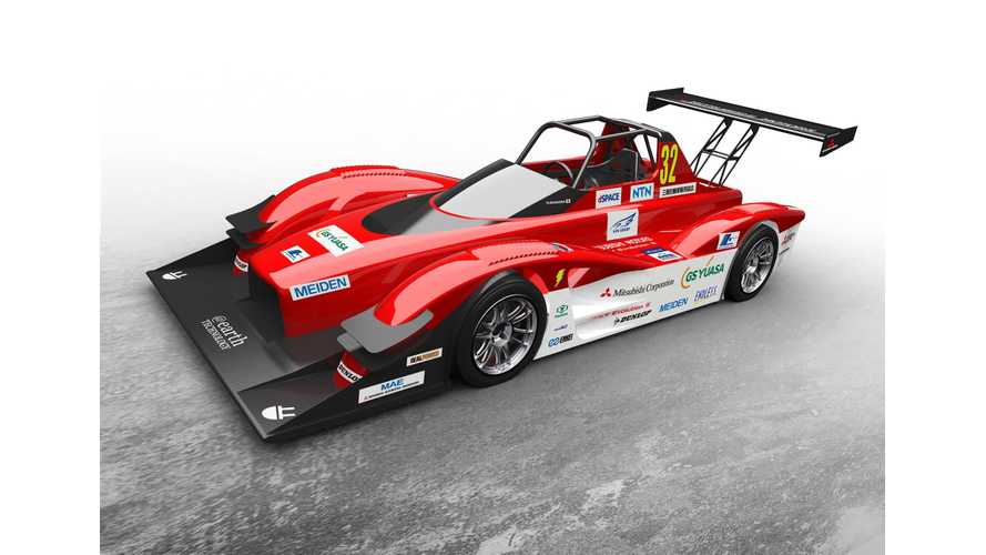 Mitsubishi Fielding Two MiEV Evolution III At Pikes Peak International Hill Climb