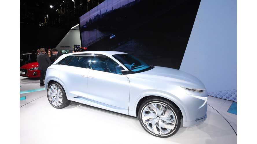 Hyundai To Increase Fuel Cell Car Sales 15-Times In 2018...To 3,600 Cars