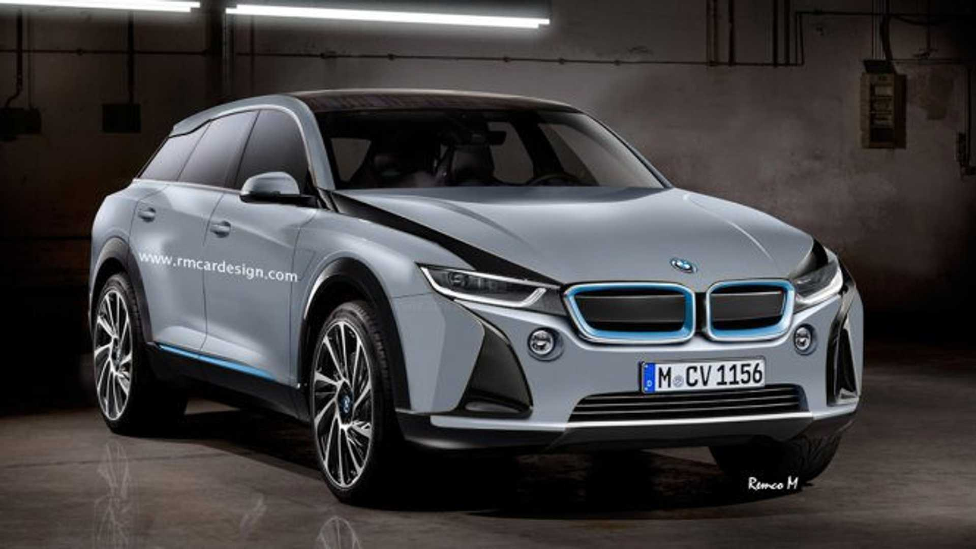 BMW Electric Car >> Bmw I5 And Ix1 Electric Cars Will Become A Reality