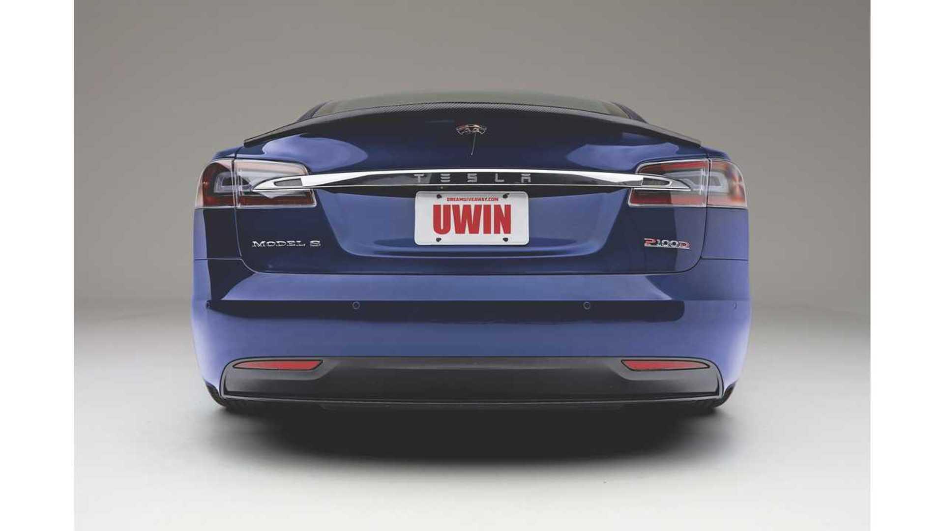 Tesla Model S P100D Dream Giveaway