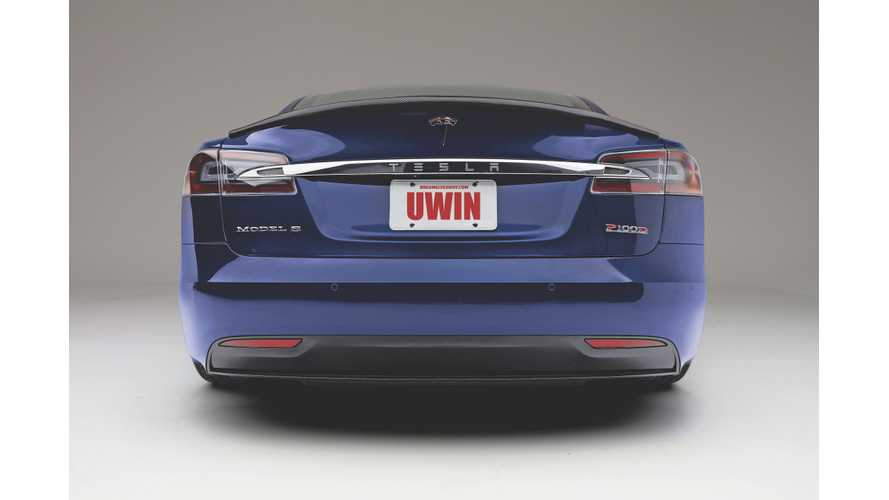 Tesla Model S P100D Dream Giveaway