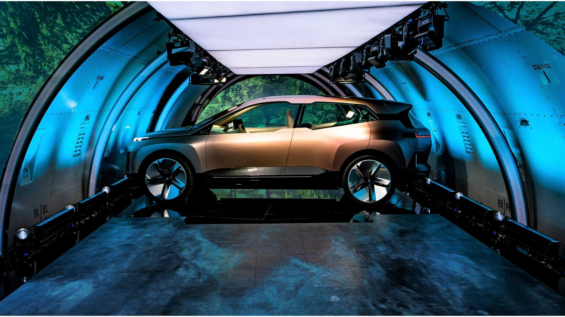 2021 BMW INext Is Fully Autonomous SUV >> Bmw Inext Concept Touches Down Around The Globe