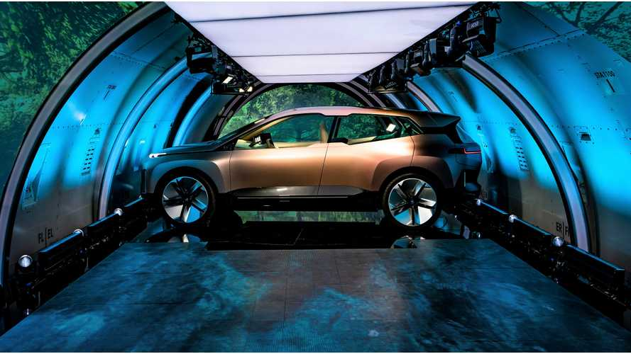 BMW iNEXT Concept Touches Down Around The Globe