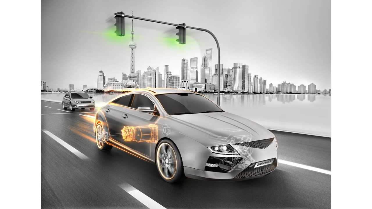 Continental Boosts Electric Drive Spending By €300M For 2021, ICE Production To Peak In 2025