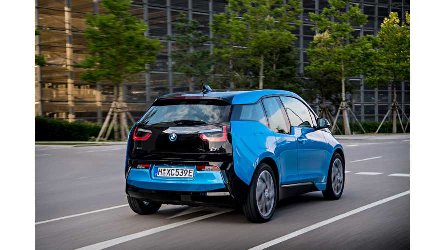 BMW i3 Hits 10,000 Sales In Germany, Renault ZOE Close Behind At 9,500