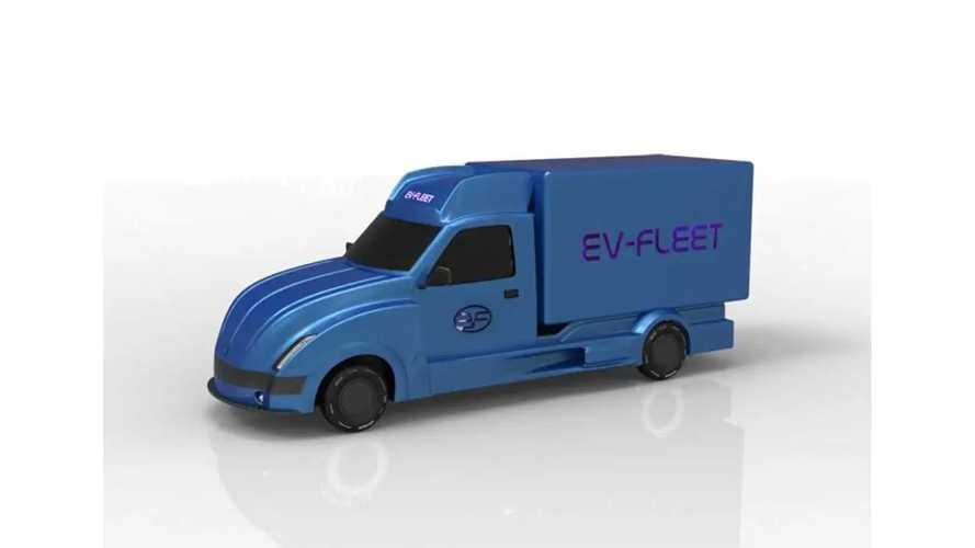 EV Fleet Introduces Condor Electric Truck (w/videos)