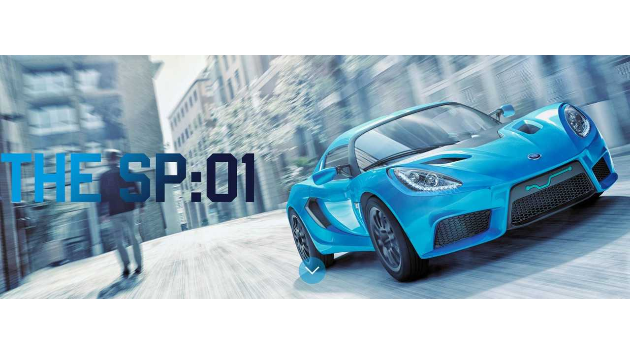 Detroit Electric SP:01 Revealed