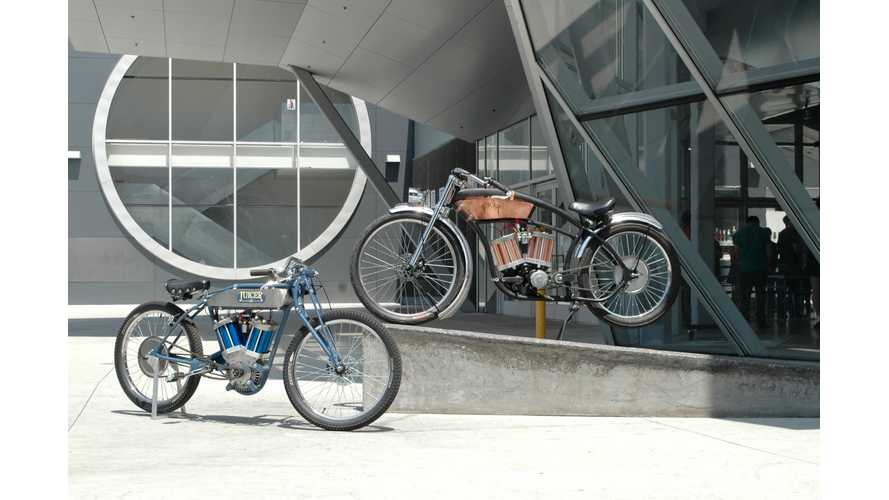 Electric Avenue: The Juicer eMotorbicycles