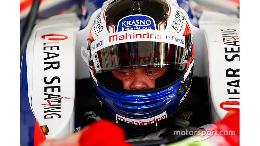 "Rosenqvist Explains Decision To Leave ""Booming"" Formula E"
