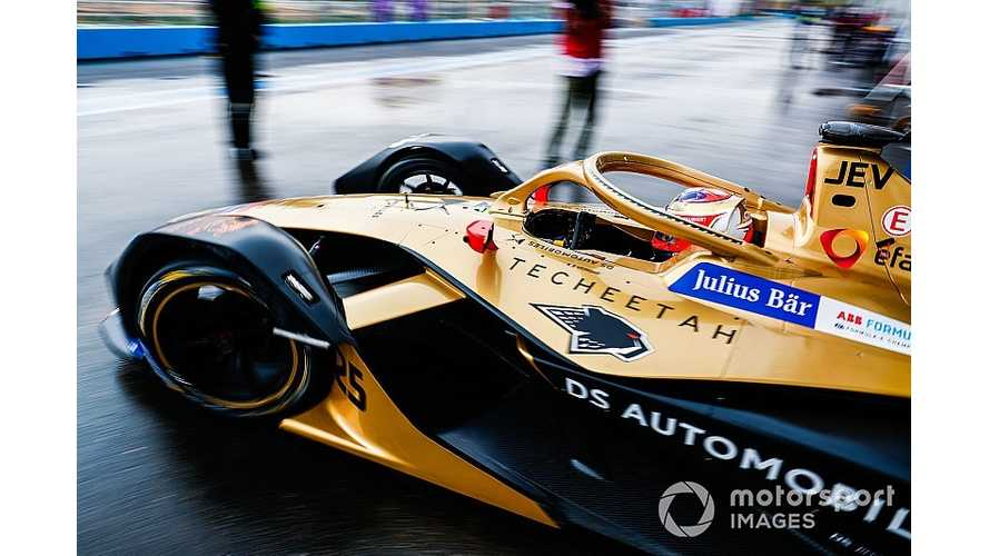 Vergne Has New Approach For Formula E Title Defense
