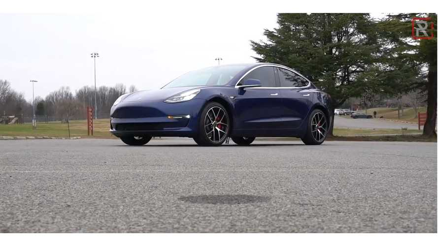 Everything Gone Wrong With This Tesla Model 3: Video
