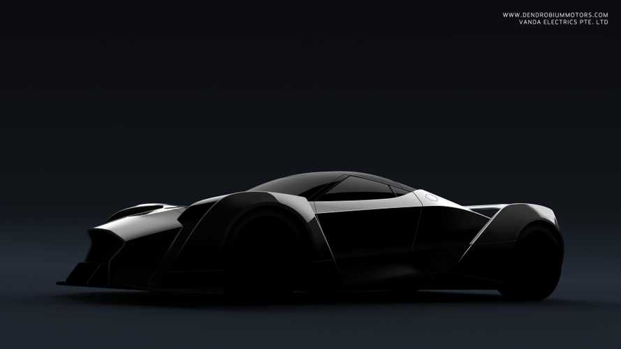 Vanda Electrics Announces The Dendrobium, Singapore's First-Ever Hypercar