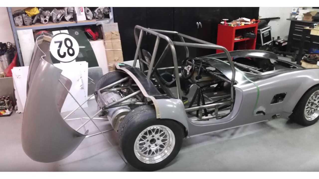 Meet The Tesla Cobra Powered By A Kia Soul EV Battery