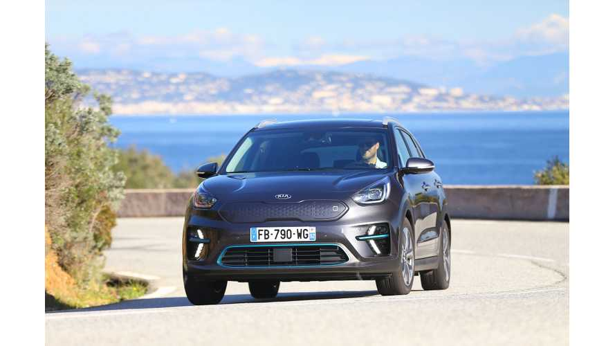 Kia Niro EV Orders In Europe Come With 12-Month Wait