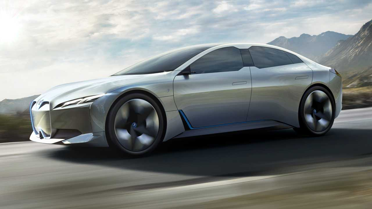 BMW i7 Electric With Range Of Nearly 400 Miles In The Works