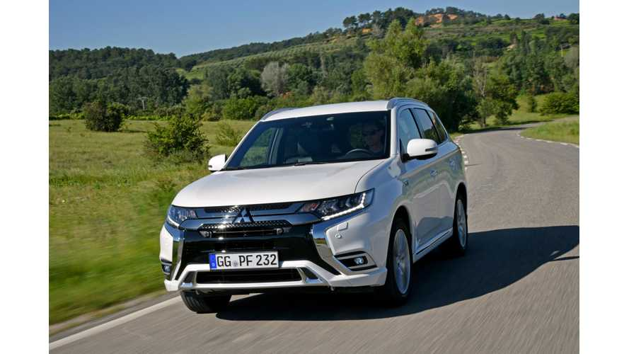 2019 Mitsubishi Outlander PHEV First Drive Review