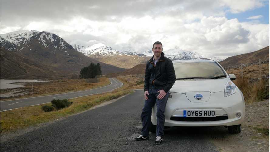 North Coast 500 – A 516-Mile Journey Around The Highlands Of Scotland In A 30 kWh Nissan LEAF
