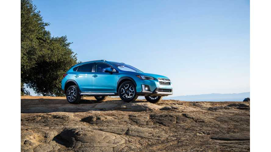 Wallpaper Wednesday: Top 12 Subaru Crosstrek Hybrid Images