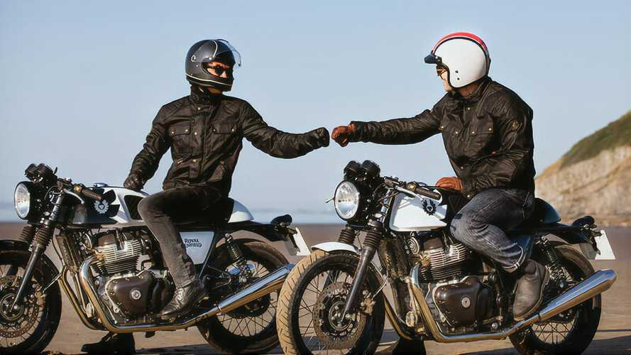 Royal Enfield Teams With Belstaff For Limited Edition Gear Collection