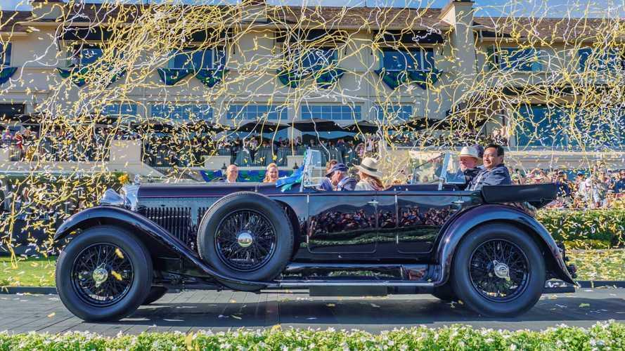 Concorso d'Eleganza di Pebble Beach 2021, le auto protagoniste