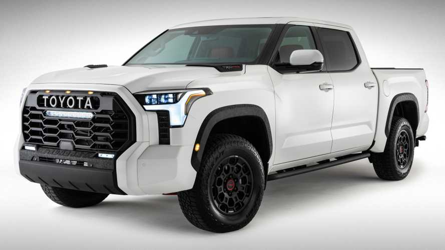 Toyota Ajukan Merek Dagang Hybrid Max, untuk Tundra Baru?