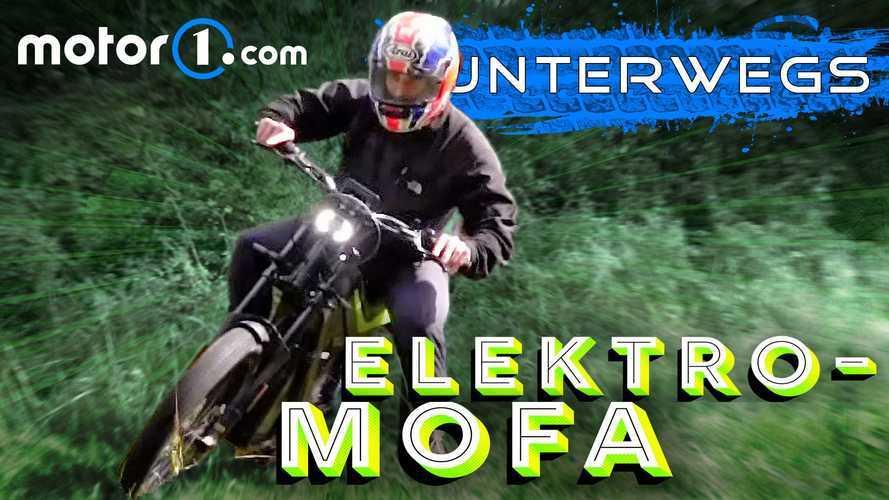 Video: Elektro-Mofa Govecs Elmoto Loop im Test