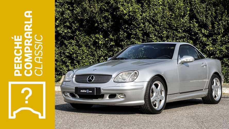 Mercedes SLK 320 (R170), Perché Comprarla... Classic