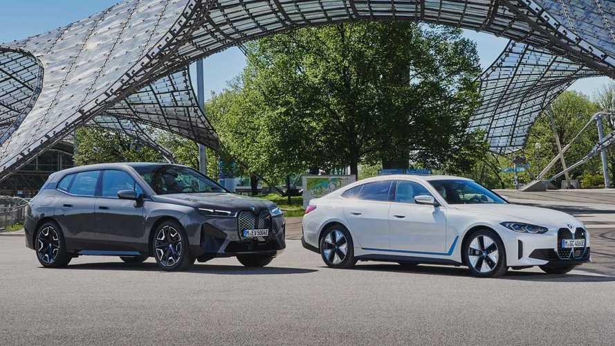 Confirmados para o Brasil, BMW i4 e iX têm lançamento antecipado