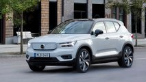 Volvo XC40 Recharge Pure Electric nun auch mit Frontantrieb