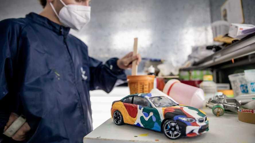 Арт-кар BMW 2-й серии