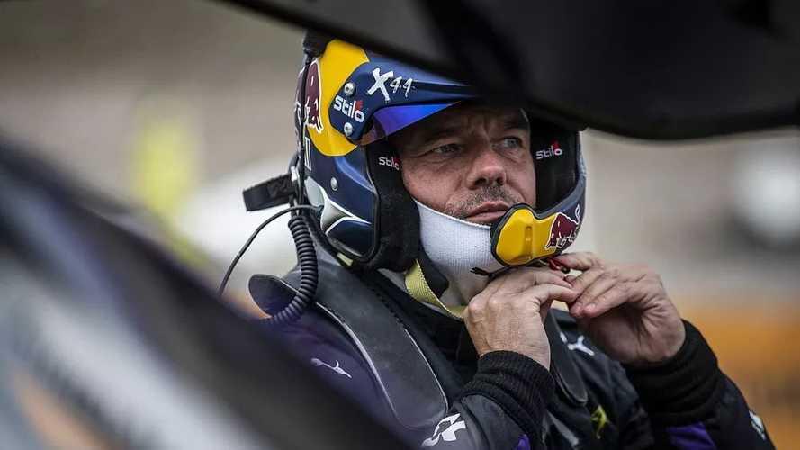 Loeb probó el Ford de M-Sport en España: se acerca su vuelta
